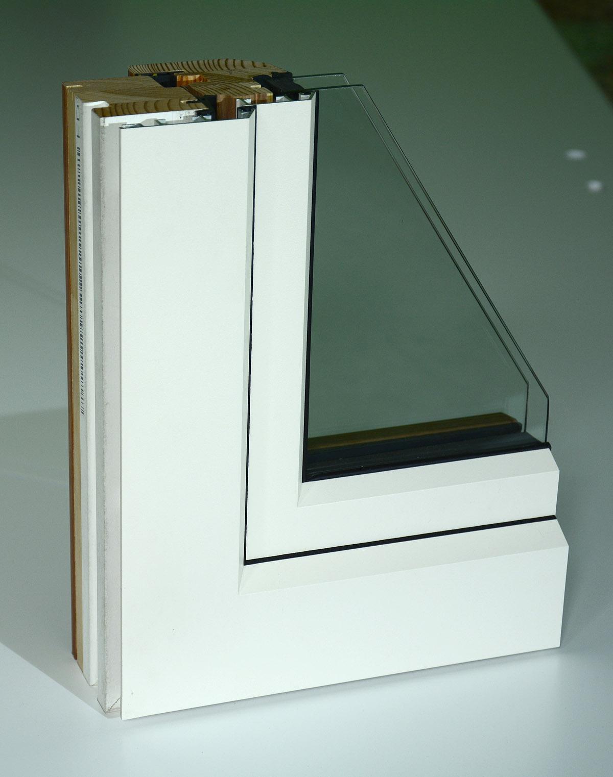 Finestre in legno alluminio energy3 energy3 - Finestra interna ...